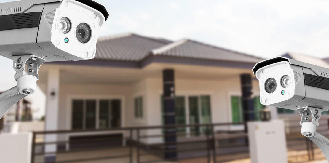 For Residential Security Camera