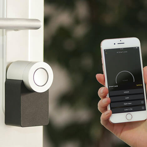 Home Security Access Systems